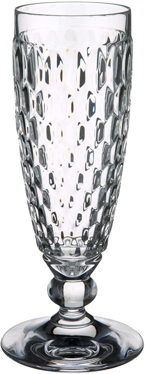 BOSTON WHITE CAVA GLASS VILLEROY & BOCH