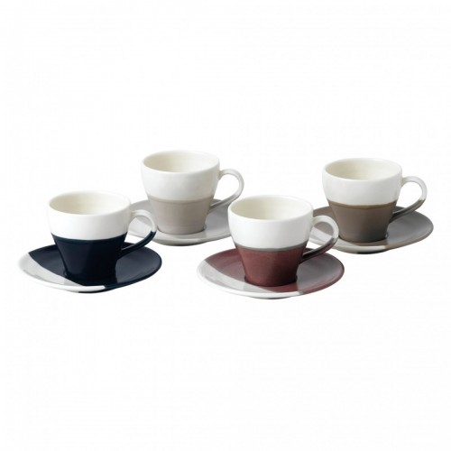 COFFEE STUDIO SET 4 P/T EXPRESSO ROYAL DOULTON