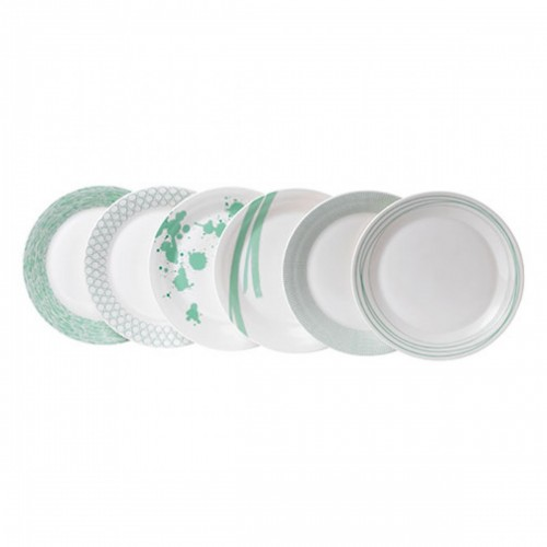 PACIFIC MINT SET DE 6 PLANOS ROYAL DOULTON