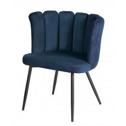 design chair venezia blue