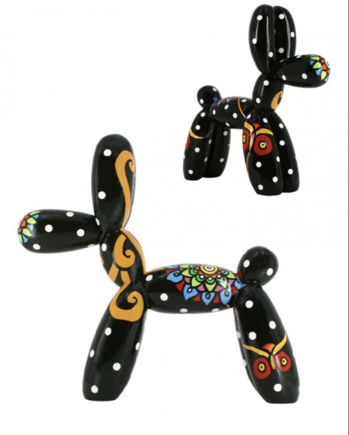 JULIANI MO BALLON DOG BLACK ISA