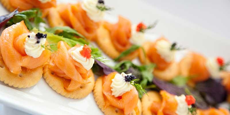 recepta canapés de salmó
