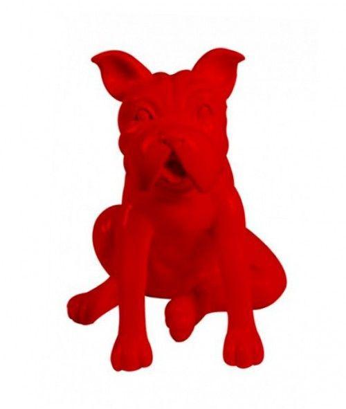 BULLDOG RED