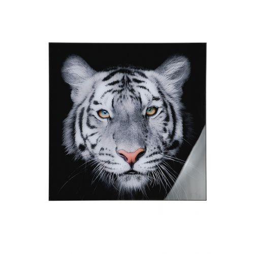quadre tiger head