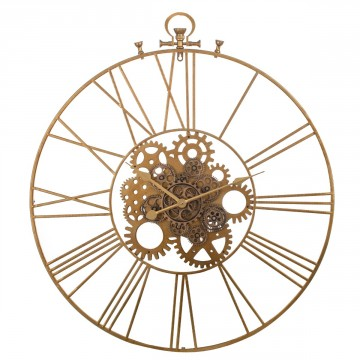 deco mechanism clock