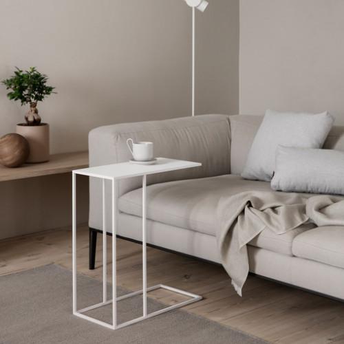 mesa blanca blomus