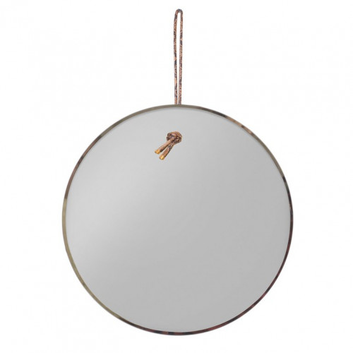 circle mirror deco